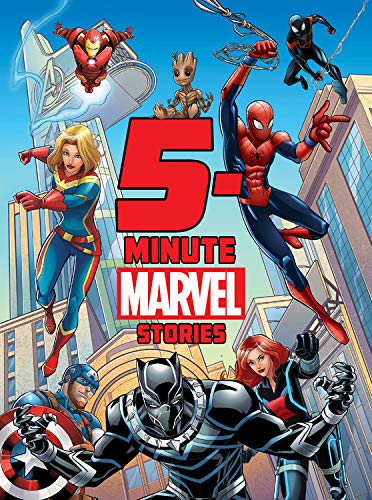 Marvel Press (April 2, 2019)