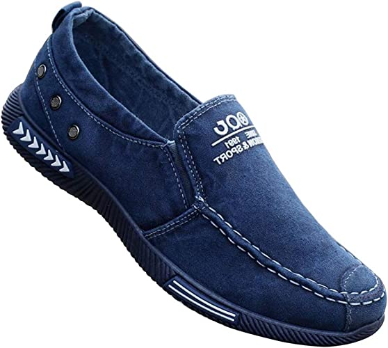 Daytwork Casual Canvas Driving Shoes