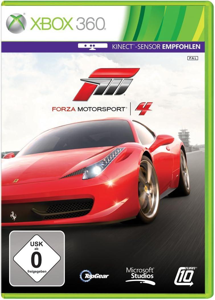 Microsoft Forza Motorsport 4 - Juego (Xbox 360, Racing, RP ...