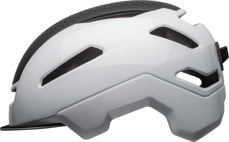 Bell Hub City Fahrrad Helm schwarz 2019  Größe  S (52-56cm)