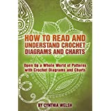 How to Read and Understand Crochet Diagrams and Charts: Open Up a Whole World of Patterns with Crochet Diagrams and Charts