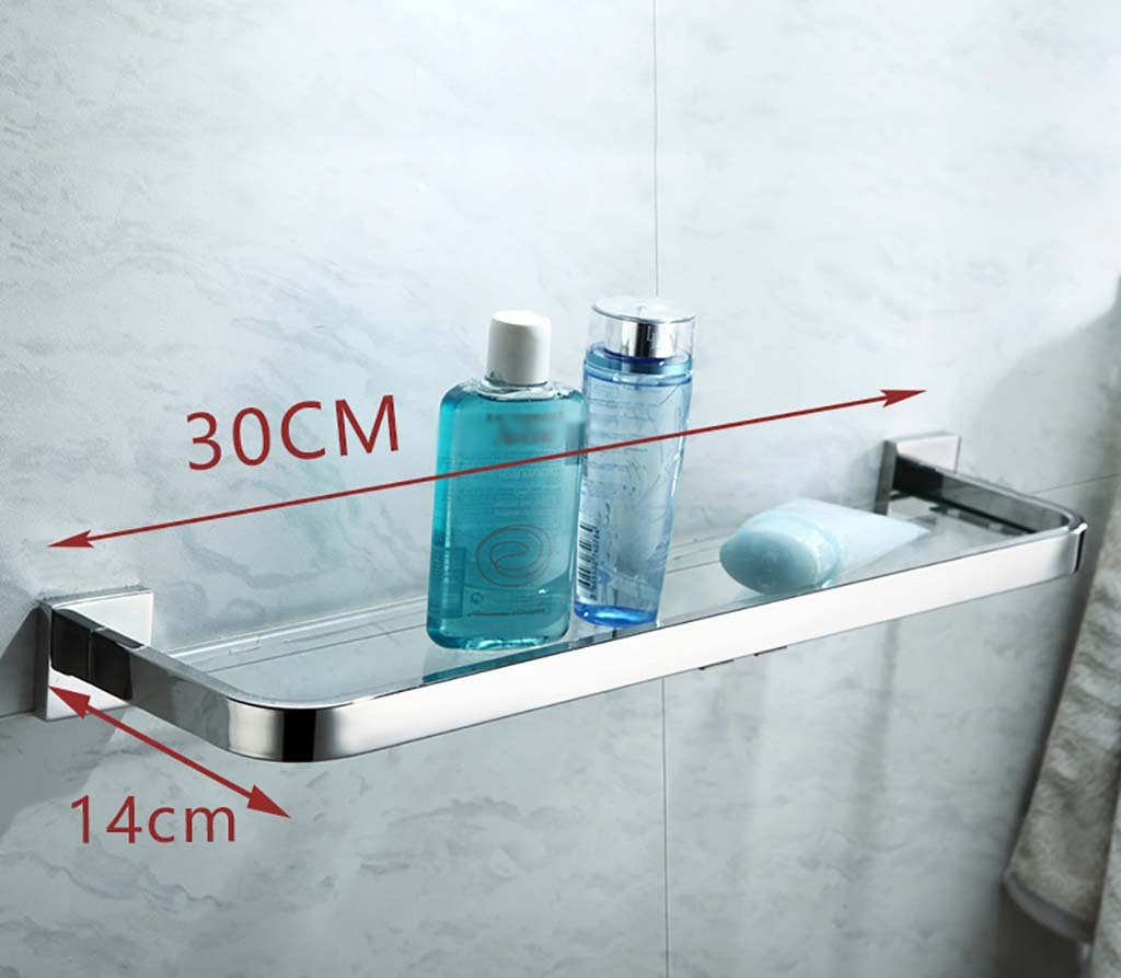 outlet YXWzwj Bathroom shelf towel rack single layer 304 stainless ...