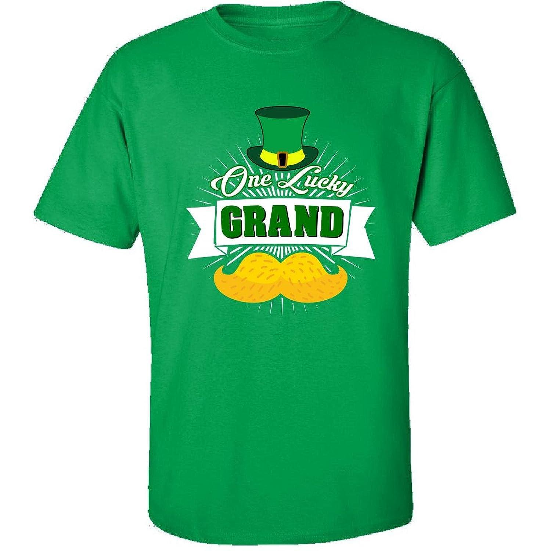 St Patricks Day One Lucky Grand Irish Gift - Adult Shirt