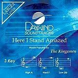 Here I Stand Amazed [Accompaniment/Performance Track]