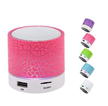 Review Portable Wireless Bluetooth Speaker,Hica