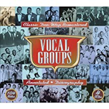 Vocal Groups-Classic Doo Wop Re-Mastered