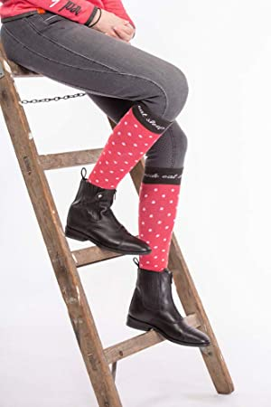 ESKADRON Fanatics Kniestr/ümpfe Women Knee Socks