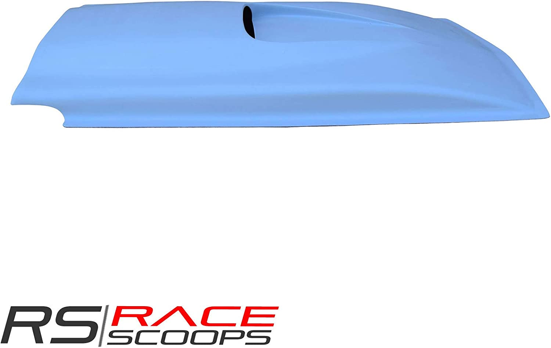 Race Scoops 37L x 3H Cowl Induction Hood Scoop W//Mini SS