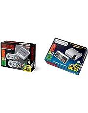 Nintendo Classic Mini: Super Nintendo Entertainment System + Nintendo Classic Mini: Nintendo Entertainment System [Edizione: EU]
