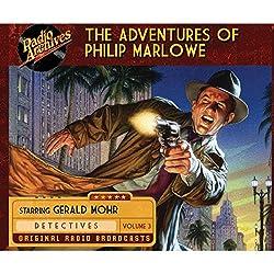 The Adventures of Philip Marlowe, Volume 3