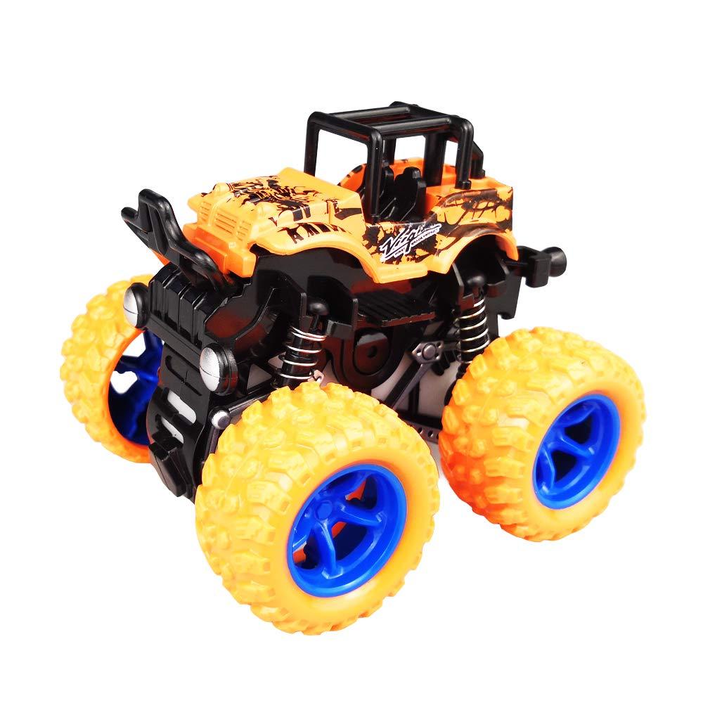 SUGOO Toy Car 1 Year Old Boys Girl Monster Trucks 2 Baby Kid Gift Age 3 Pull Back 6 Birthday 4 Boy