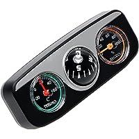 NOPNOG Termómetro para interior de coche (brújula 3