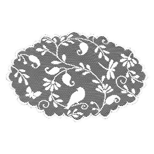 Heritage-Lace-Bristol-Garden-14-Inch-by-20-Inch-Placemat-White-Set-of-2