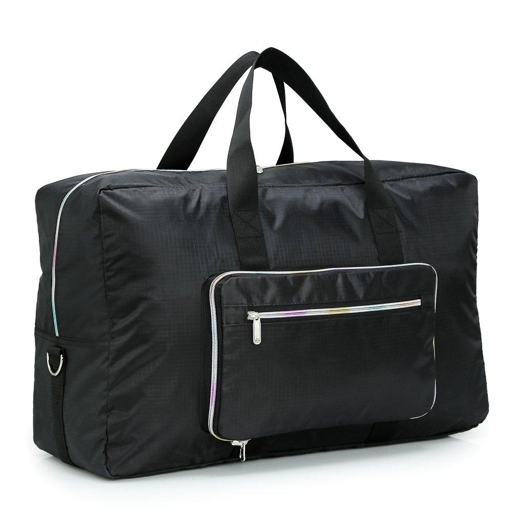 Pellor Waterproof 50L Holdall Travel Duffel Weekend Satchel Totes Bag Handbags