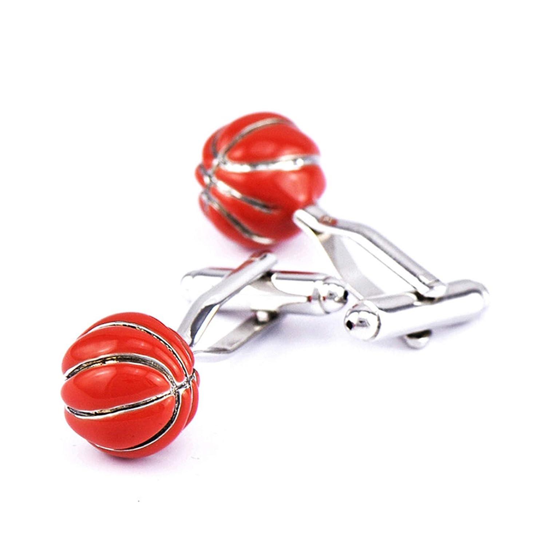 Epinki Gemelos para Hombre Rojo Baloncesto Gemelos Boda Negocio ...