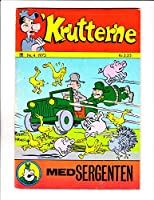 "Krutterne No 4 -1973 - Danish Sad Sack - ""Flying Jeep Cover """