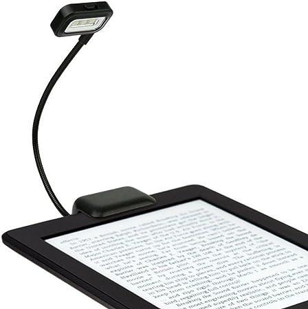 ShenYo - Luz de Lectura para Kindle (Cuello Flexible ...