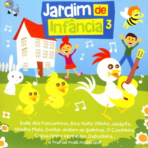 Amazon.com: Jardim de Infância Vol. 3: Coral Infantil de