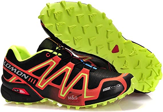 Amazon.com: Salomon Speedcross 3 CS - Zapatillas para hombre ...