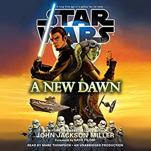 A New Dawn: Star Wars Audiobook