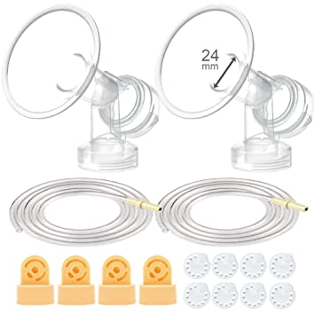 Amazon Com Pump Tubing And Breast Pump Kit By Maymom For Medela