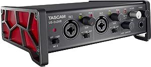 TASCAM US-2x2HR