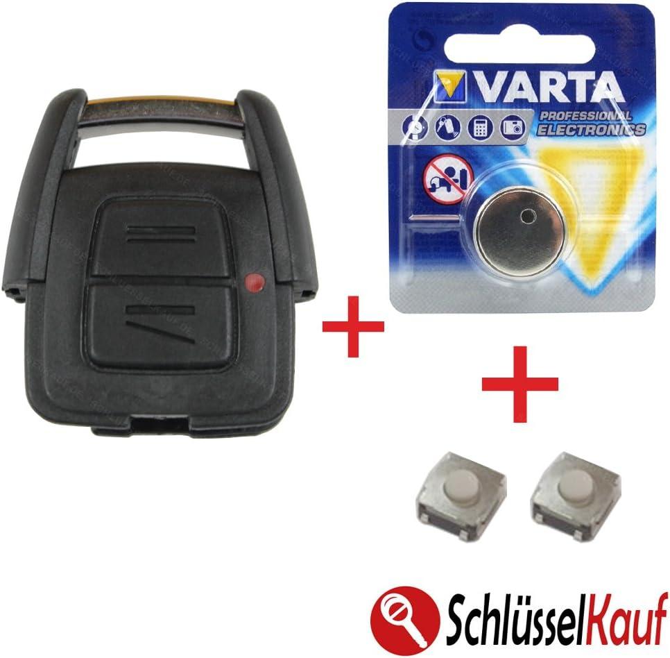 Konikon Autoschlüsselgehäuse Schlüssel Gehäuse Funk Elektronik