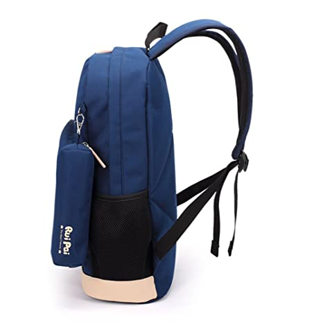 Amazon.com | Primary Children School Bags Kids Backpack Schoolbags Satchel for Boys and Girls-Blue | Kids Backpacks