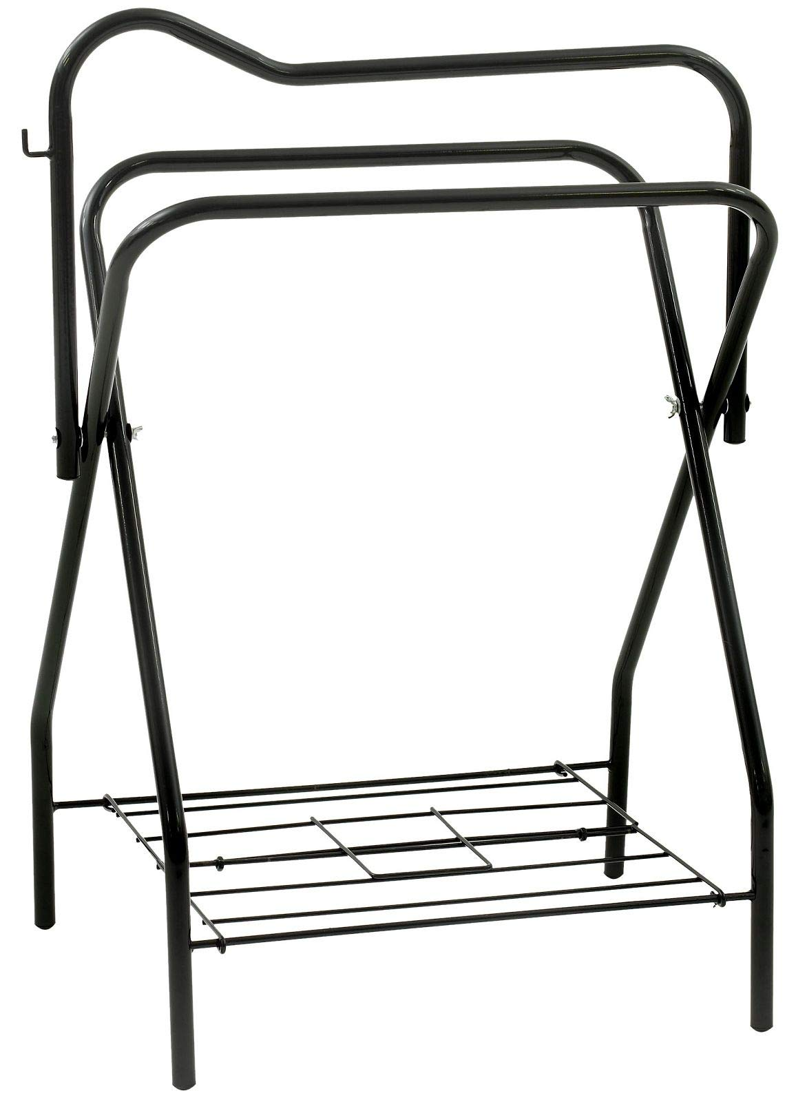 Equiessent Portable Saddle Rack Black by Equiessentials (Image #1)