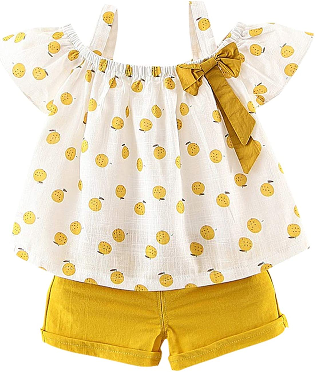 Toddler Girls Letter Tape Cami Top /& Leopard Track Shorts Little Girl Cute Outfit Clothes Set Cute Girl Clothing Set