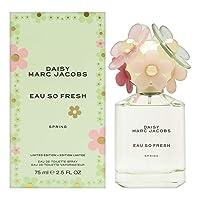 Daisy Eau So Fresh Spring by Marc Jacobs for Women 2.5 oz Eau de Toilette Spray Limited Edition