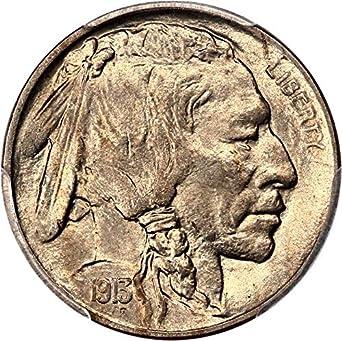 Coins & Paper Money type 2 Paper Money: World 1913-d 5c Pcgs Vf20