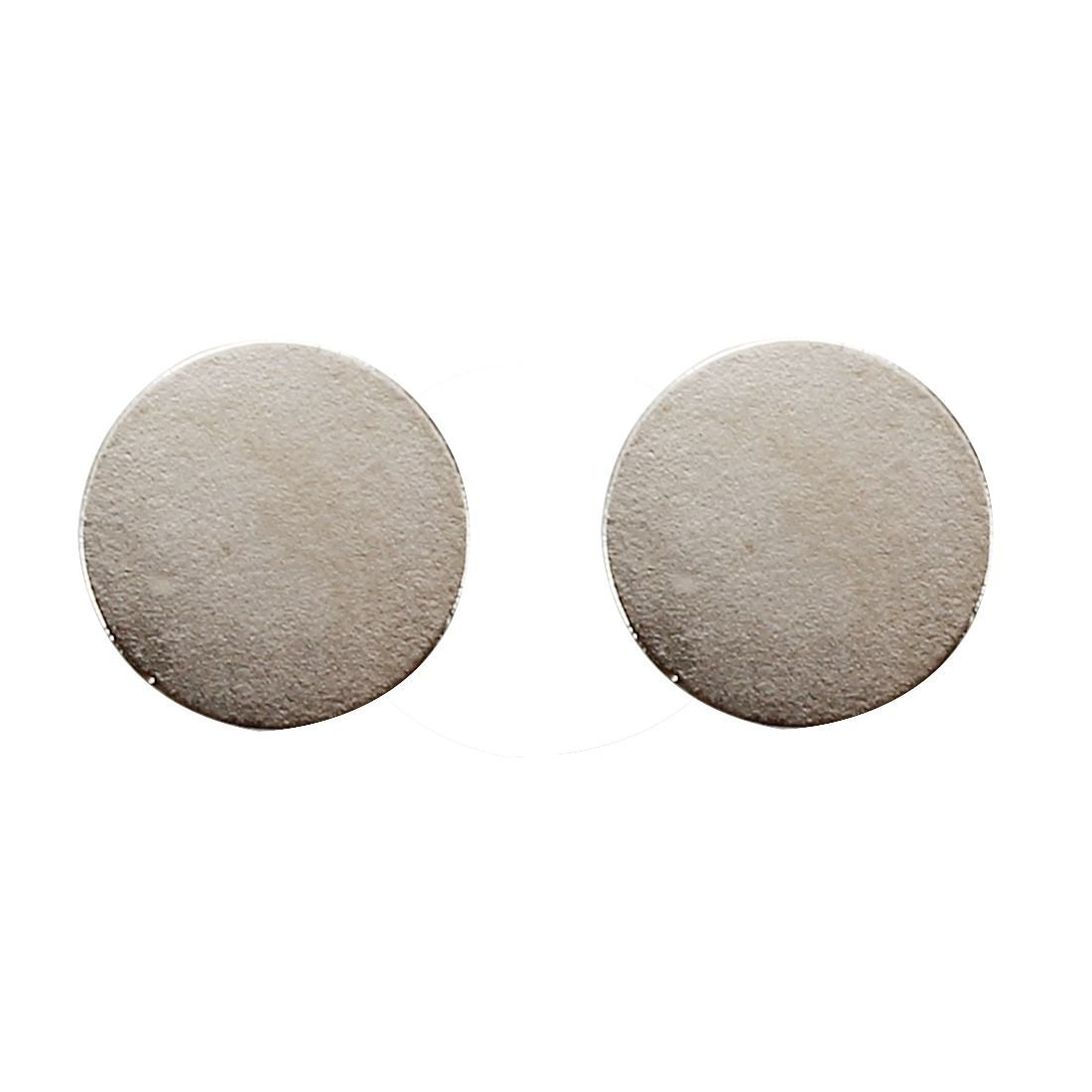 Neodymium Magnets R 50x10mm x 1 mm Disc Rare Earth Neodymium Super strong magnetic N35 Craft Modelling SODIAL