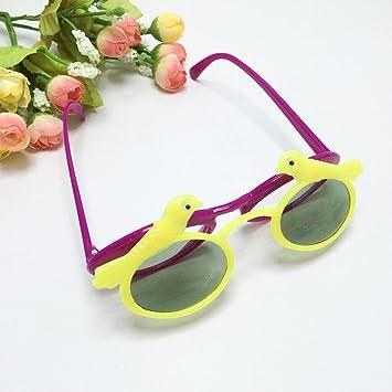 YL Animales de Dibujos Animados Ni?os Gafas de Sol Anti ...