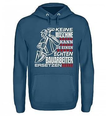 Bauarbeiter Shirt Geschenk Bagger Fans Baustelle Spruch Keine