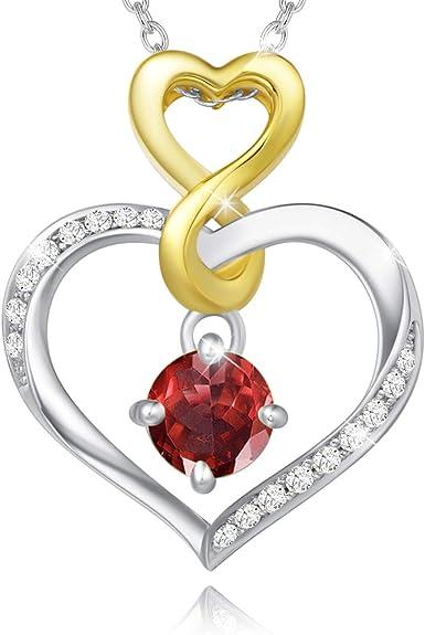 Birthday Gift For Mum Mother November Birthstone Necklace Gift For Mum Mother Birthday Necklace