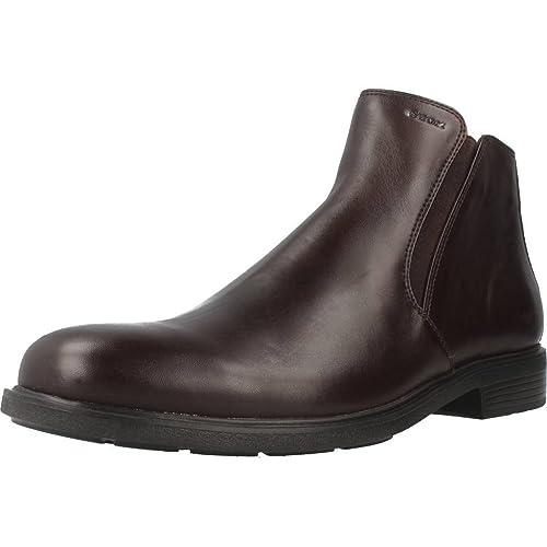 Boots GEOX homme U34R2D noir