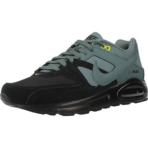 Nike 629993-019, Zapatillas de Deporte para Hombre, Negro Bright Cactus/Black, 38.5 EU: Amazon.es: Zapatos y complementos