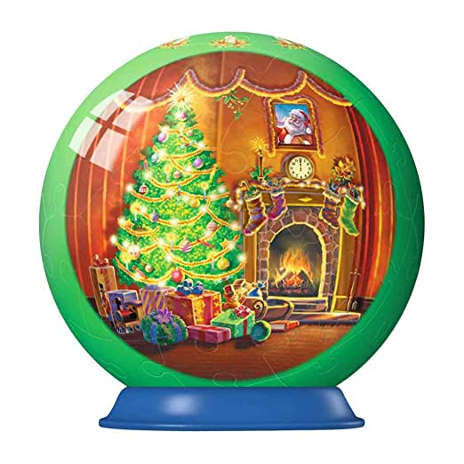 3D Christmas Puzzle Ball