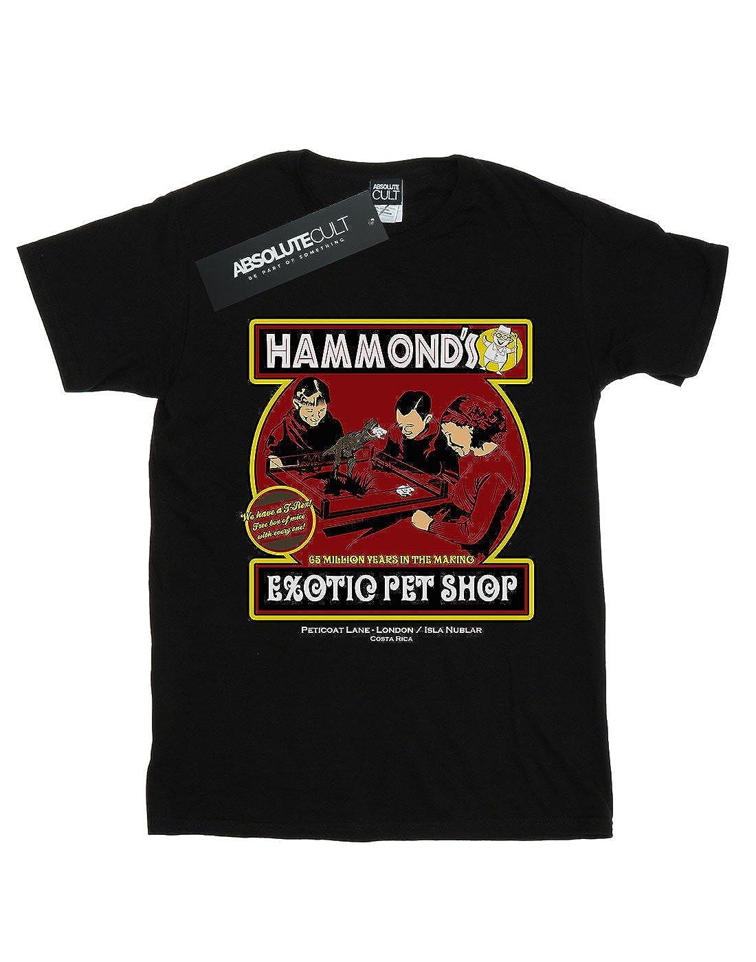 Absolute Cult Alex Chenery Niñas Hammonds Pet Shop Camiseta: Amazon.es: Ropa y accesorios