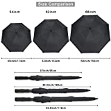 G4Free 68 Inch Automatic Open Golf Umbrella Extra