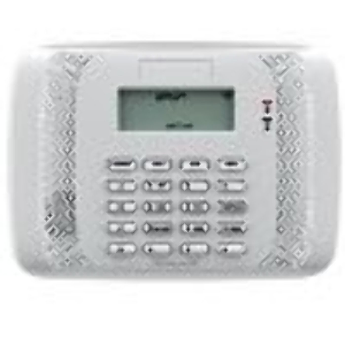 amazon com honeywell 6152 fixed english security keypad replacement rh amazon com 6150 keypad installation manual ademco 6150 keypad installation manual