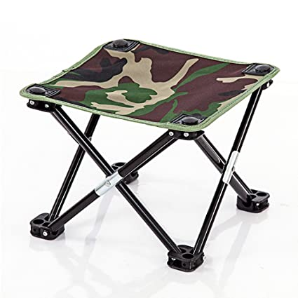 Awe Inspiring Amazon Com Piscatorzone Folding Stool Sketch Chair Portable Ocoug Best Dining Table And Chair Ideas Images Ocougorg