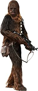 Star Wars Chewbacca 1:6 Scale Movie Masterpiece Series Figure By Hot Toys