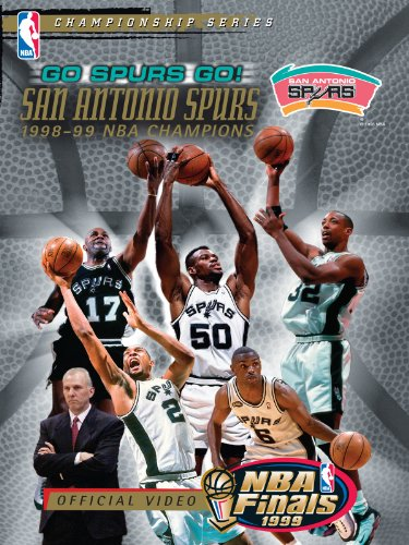 NBA Champions 1999: Spurs ()