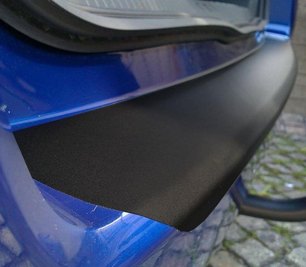 Lackschutzshop Ladekantenschutz passend f/ür Audi A6 Avant//Kombi 4G 3D Carbon Silber Typ 4G//C7 ab 2010