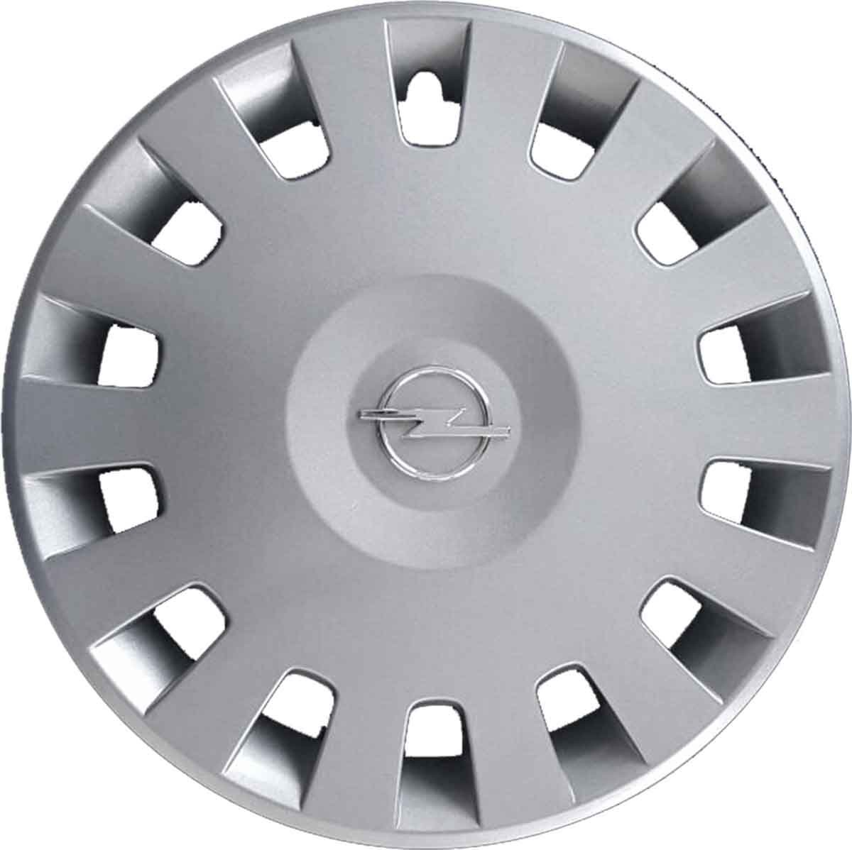 Wheel trim cover cup Rose JSS412- 14 Opel Corsa from 2000 Not Original Aftermarket