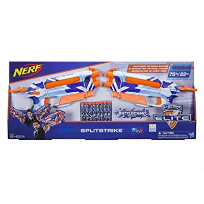 Nerf N-Strike Elite Splitstrike: Toys & Games