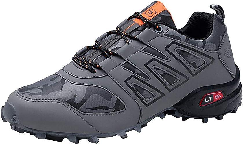 Zapatillas de Montaña Impermeable diseñados para Senderismo ...