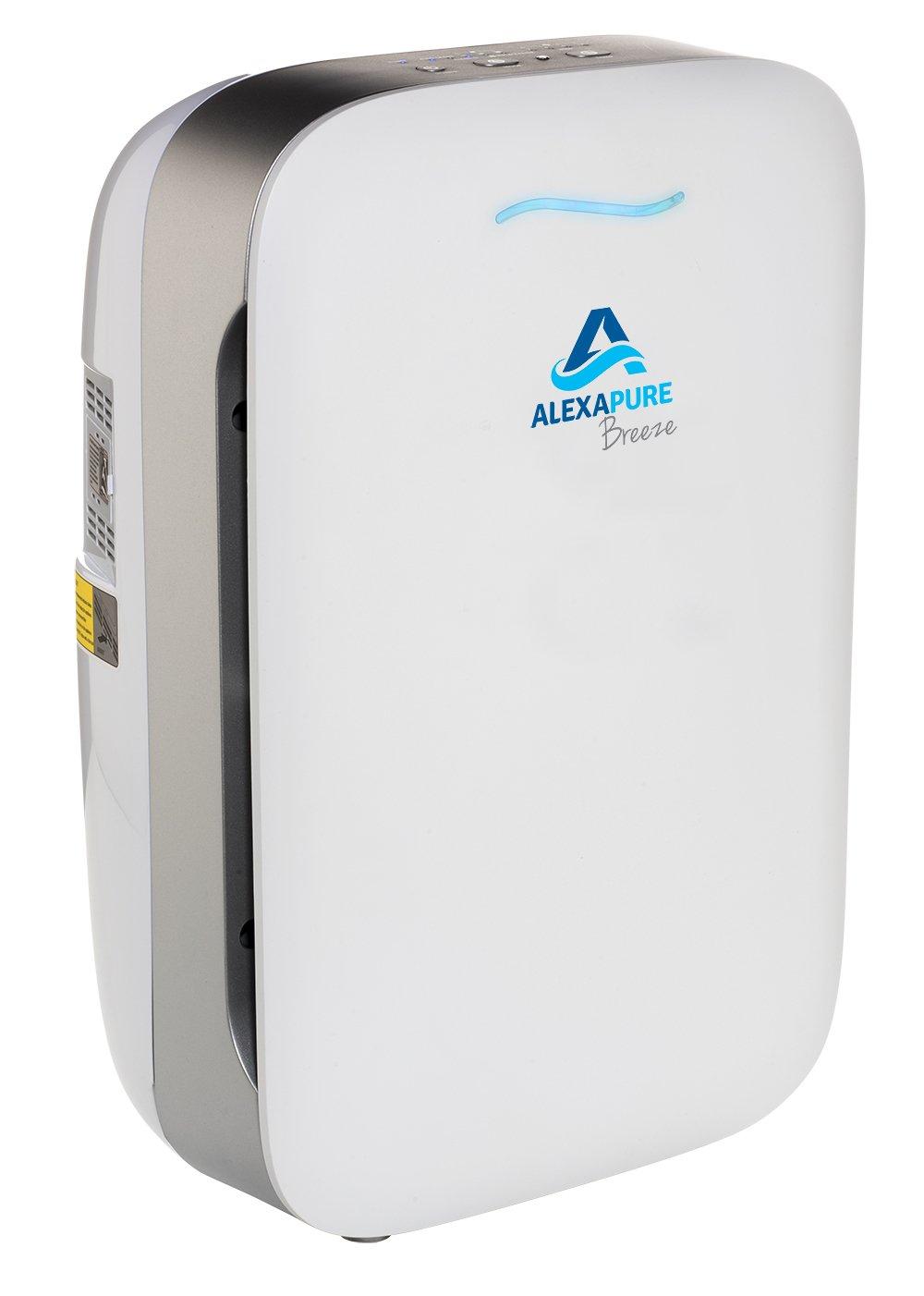 Alexa pure air purification system